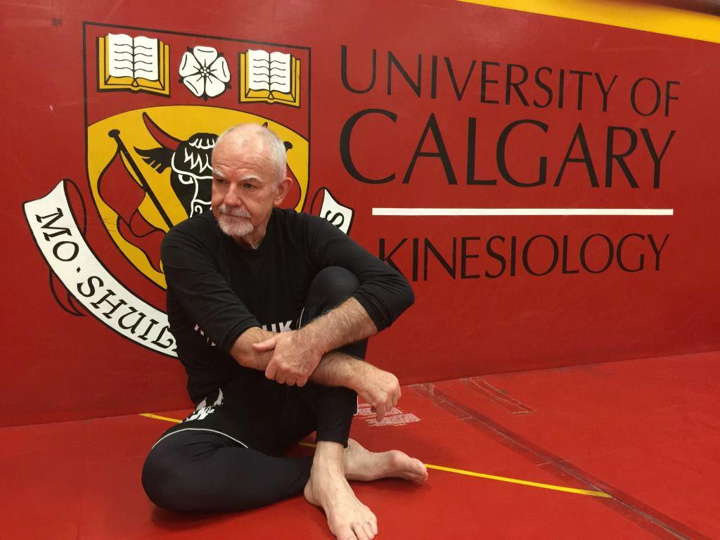 Hanshi Patrick McCarthy Calgary 2015