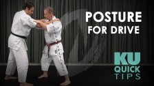 KU Quick Tip Posture for Drive