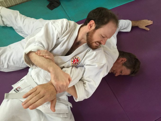 Andrew's Arm Bar