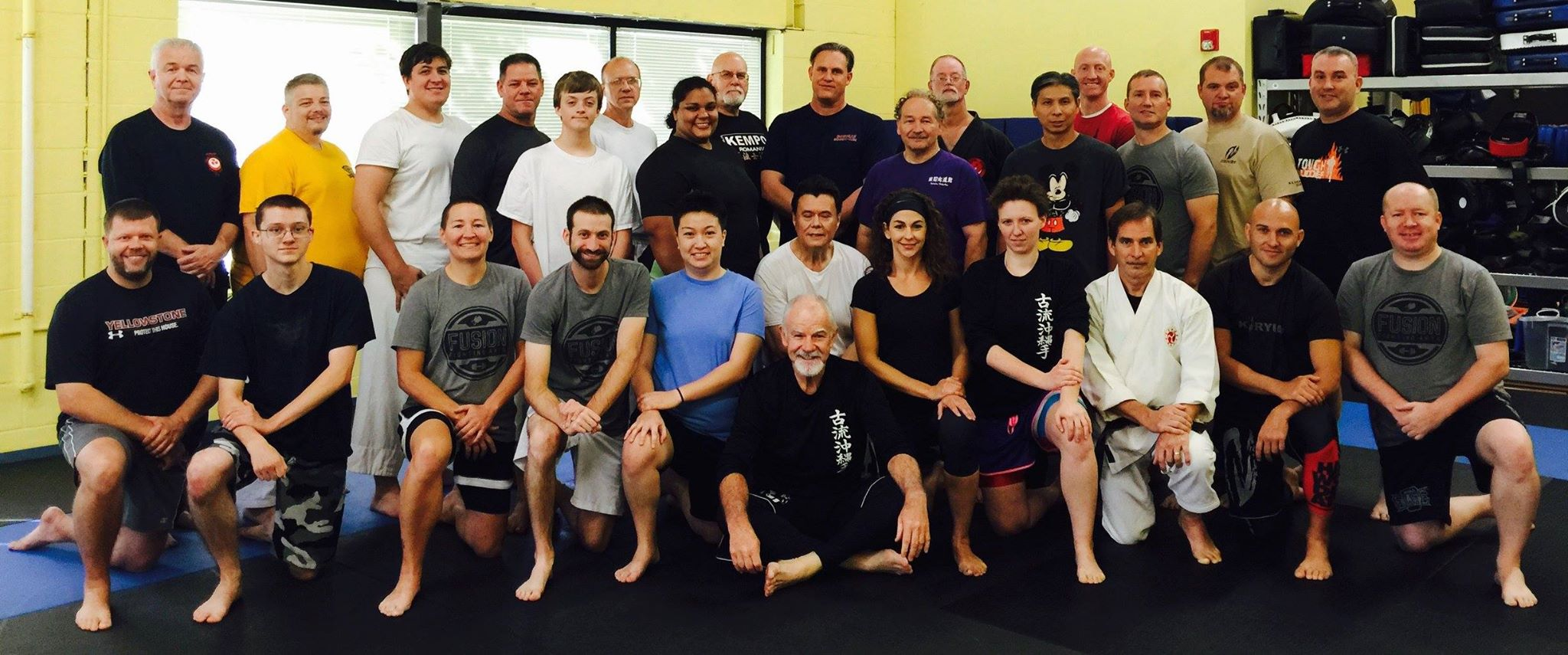 KU Seminar Ashburn Virginia