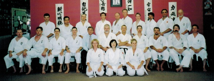 Koryu Uchinadi Gasshuku 2002