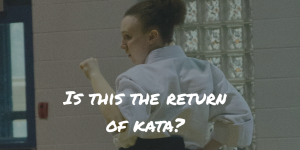 Kata, Karate