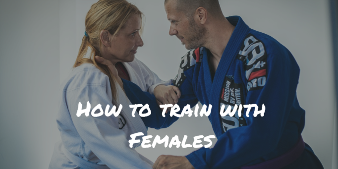 How To Train With Females